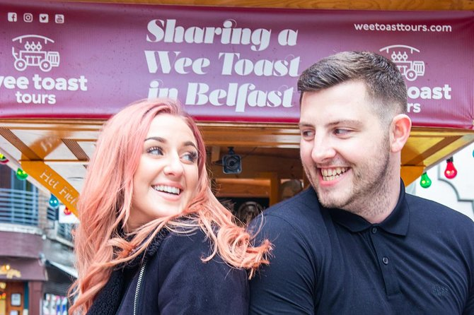 Prosecco Bike Tours - Be the Toast of Belfast! photo 8