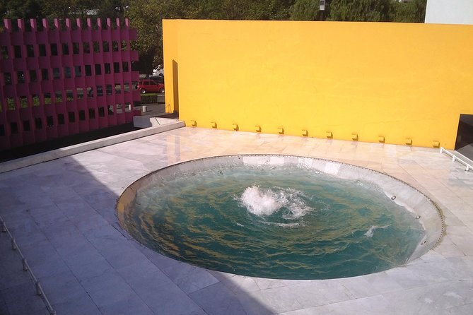 Contemporary Architecture Tour in Mexico City Including Soumaya Museum photo 2