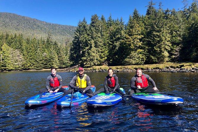 Alaska Paddleboards Adventure