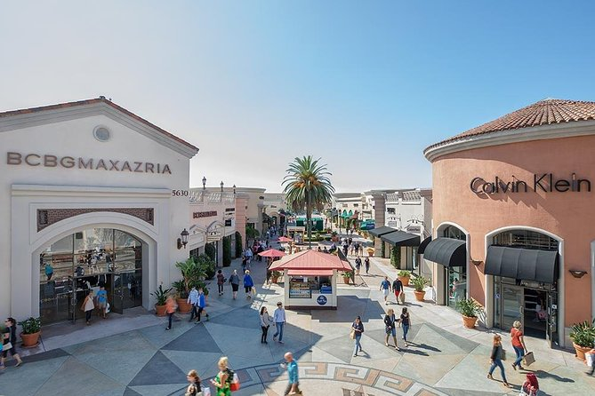 Carlsbad Outlet Shopping