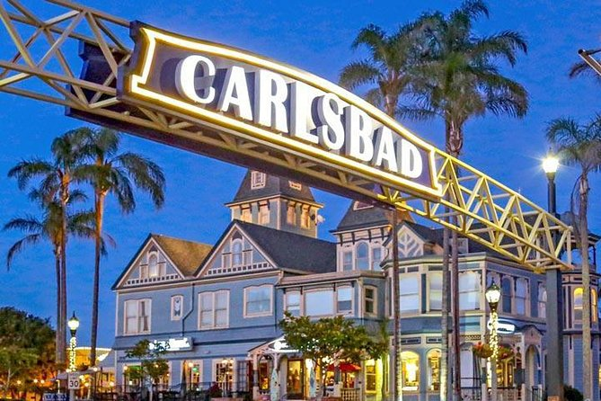 Carlsbad Private Transfer to Los Angeles area.