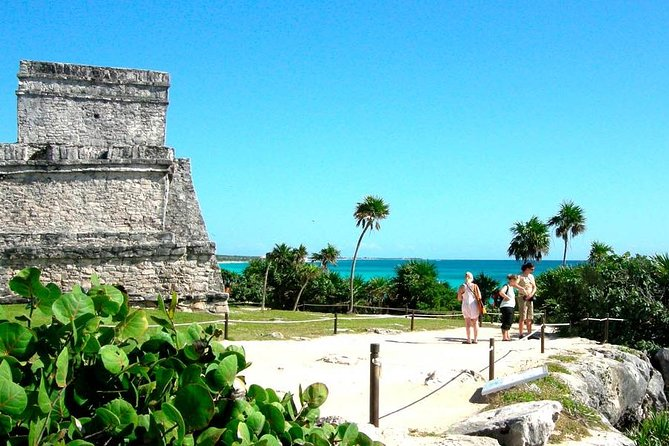 Tulum and Dos Ojos Cenotes, 5 Hour Guided Tour