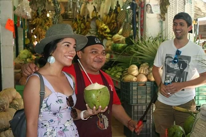 Foodie tour, tasting Mexico in every bite!