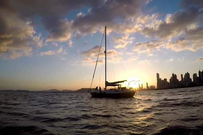 Private Whole Boat Sunset and Skyline lights Cruise! Price includes up to 10pax