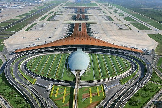 PEK Airport or Railway Station Pickup or Dropoff from Beijing Downtown
