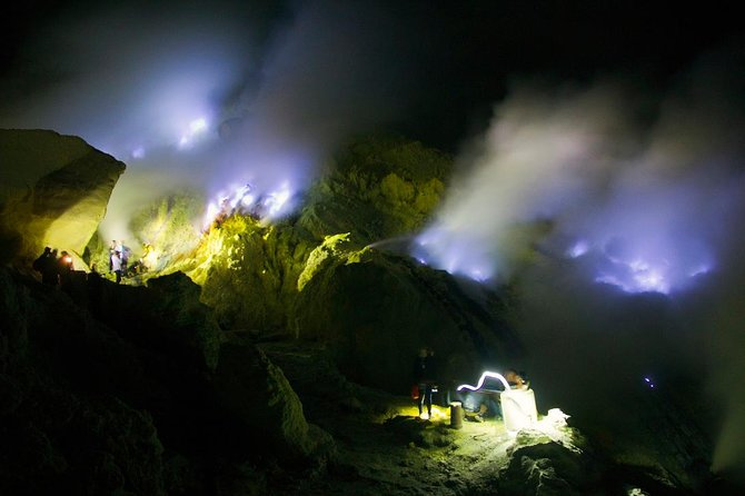 Cheap price for Ijen blue fire tours - Banyuwangi