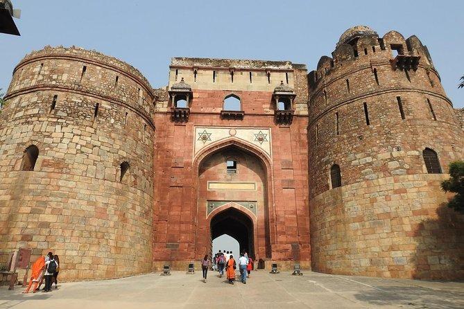 Delhi Antique Forts & Palaces Tour