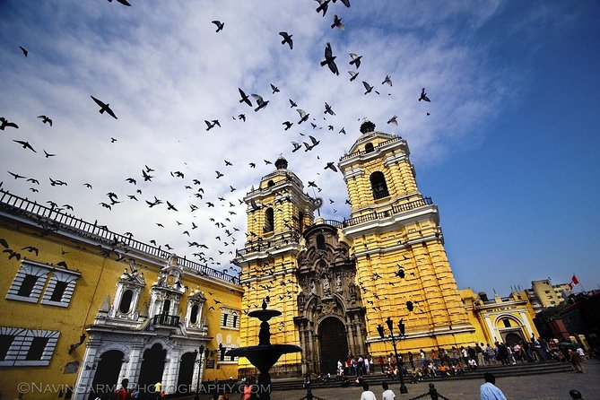 Magical & Cultural Expericence in Lima (Full Day - All Inclusive)