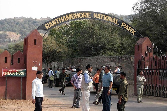 Rajasthan Tour with Wildlife Safari