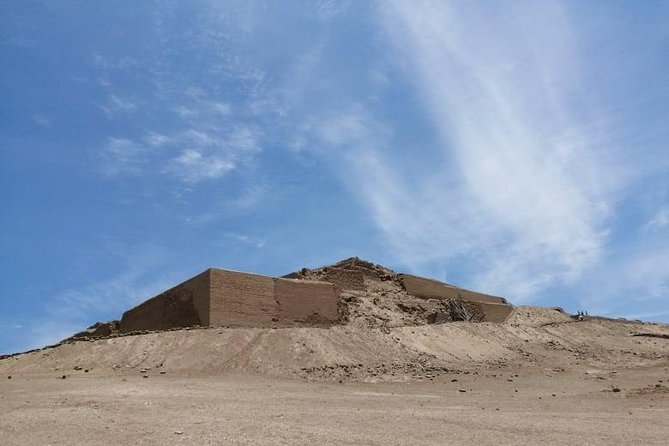 Pachacamac Sanctuary and Pyramids & The Bohemian district of Barranco. 2 in1!