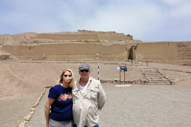 Pachacamac Pyramids, Lunch & Dance Horse Show!! Must see in Lima.
