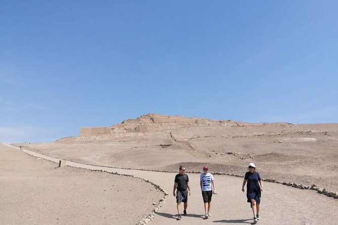 Magical & Cultural Lima (Pachacamac Pyramids, City Tour & Magic Water Circuit)