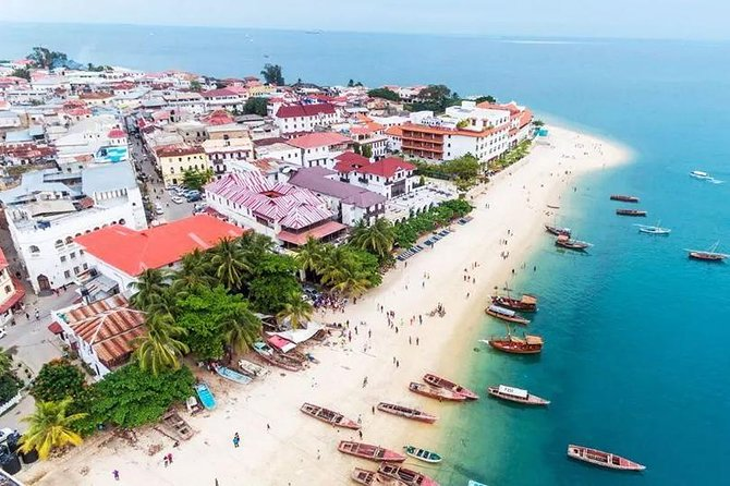Zanzibar beach holiday 6 days safari