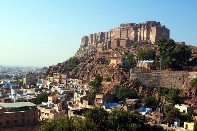Jaisalmer Jodhpur Udaipur Tour Package