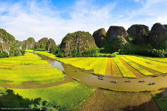 Incredible Hoa Lu Tam Coc 1 Day With Small Group & All Included