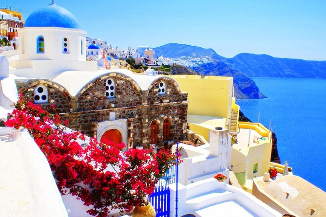 Santorini Private tour photo 3