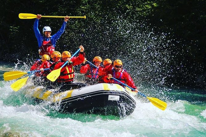 Rafting Tour in Azerbaijan
