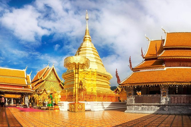 Wat Doi Suthep Tour from Chiang Mai with Hmong Hill-tribe Village