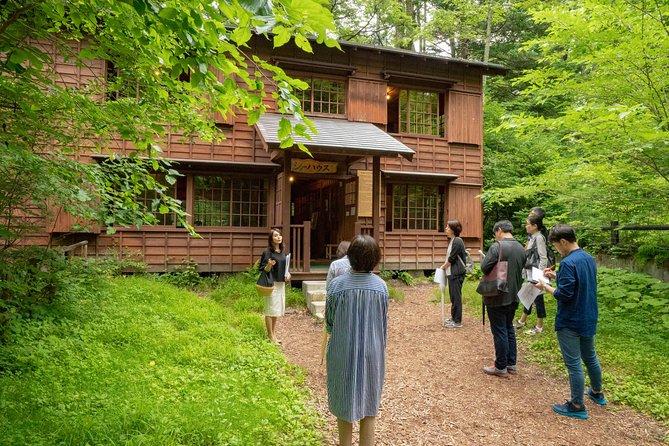 ~ Touch the villa culture and history of Karuizawa ~ Karuizawa town walk tour