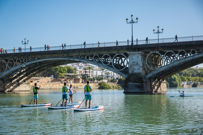 Paddle Surf in Seville