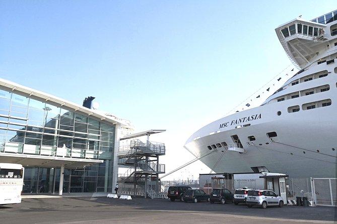 Civitavecchia(Rome's cruise port):Private Transfer to Rome Fiumicino(FCO)airport