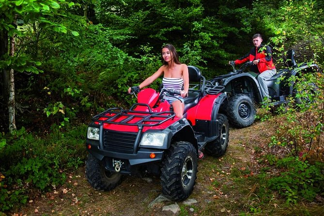 Fun Atv Adventure With Lunch - Umbria