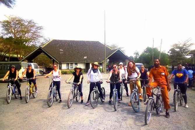 Hell's Gate & Lake Naivasha Guided Bike Tour From Nairobi