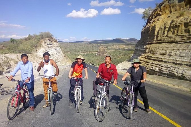 Hell's Gate & Lake Naivasha Guided Bike Tour From Nairobi
