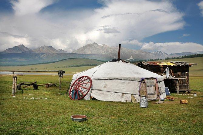 Taste Of Last Nomads In The World