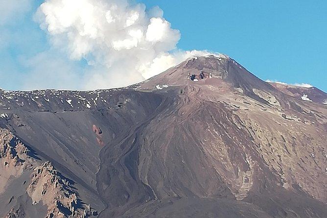 Unique experience on Etna.