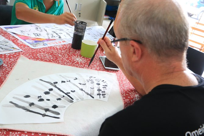 Private Chinese painting lessons
