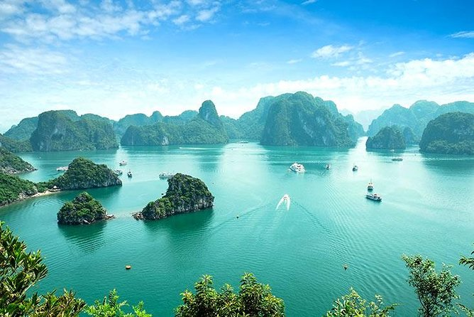 Halong Bay Full Day With Cave, Kayaking And Swimming - Highway Transfer