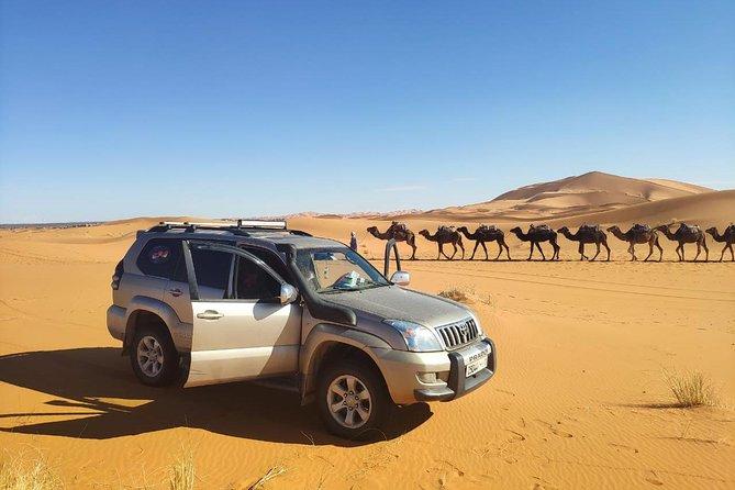3 day from fes via desert Marrakech
