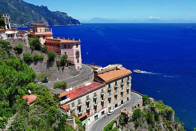 Amalfi Swim-Explore Tour