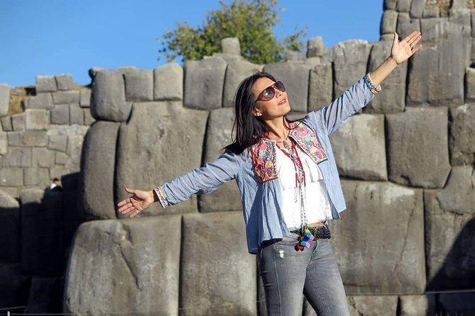 City tour Cusco, Sacsayhuaman, Qenqo, Pucapucara and Tambomachay