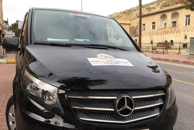 Private Transfer to Nevsehir Airport (NAV) from Cappadocia