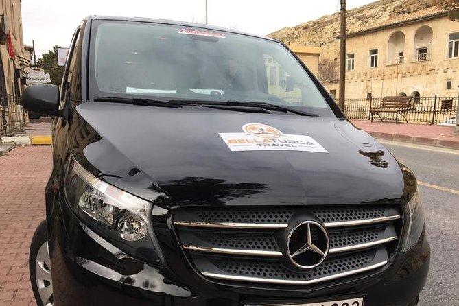 Private Transfer to Cappadocia from Nevsehir Airport (NAV)