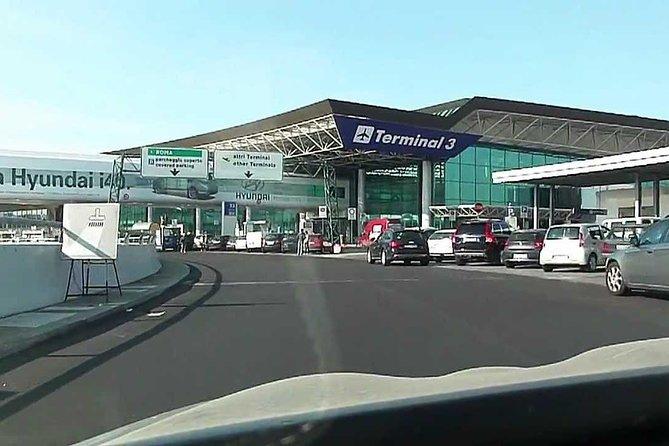 Fiumicino airport to Civitavecchia port - Private Transfer