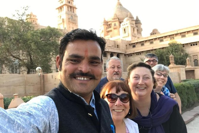 Private Jodhpur Blue City Tour with Hotel Pickup and Drop-off