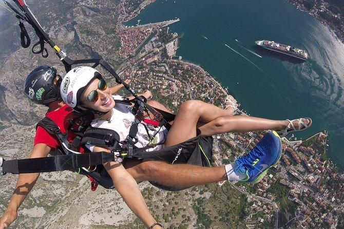 Kotor bay - Big air adventure!