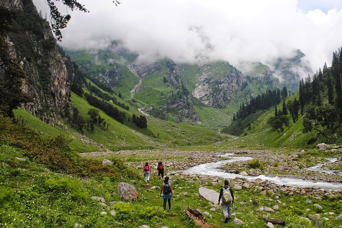 Hampta Pass Trek - 4 Days (Group Departures)