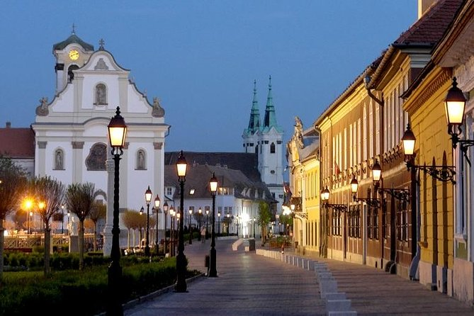 The Beautiful Baroque City of Vác Tour from Budapest photo 8