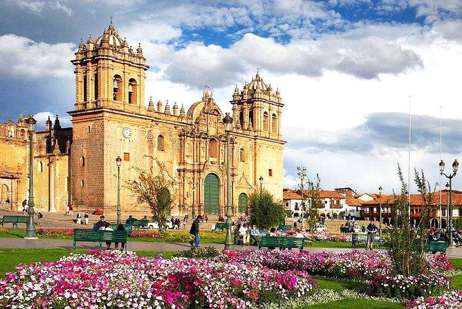 Cusco & The Four Inca Ruins Tour