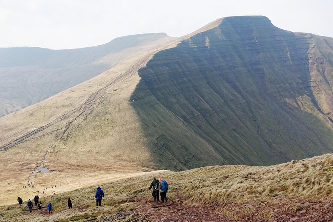 Hike up the Brecon Beacons highest mountain, Pen-y-fan