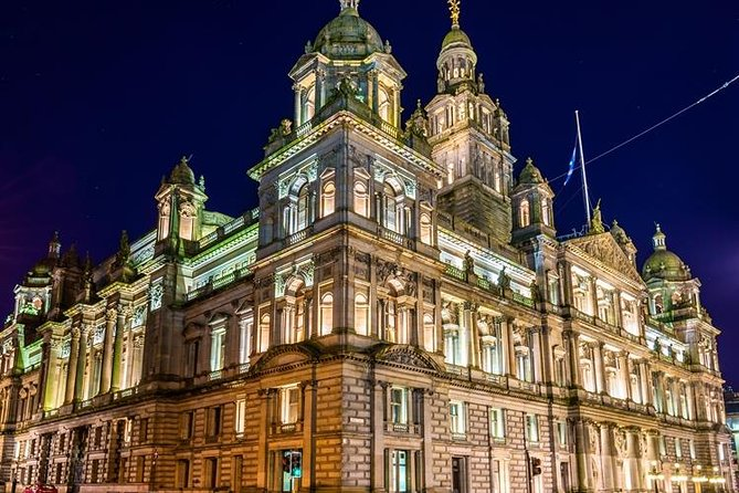 Glasgow Luxury Private Sightseeing Excursion with Chauffeur Vehicle photo 2