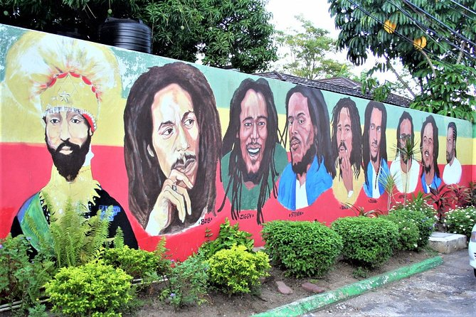 Private Bob Marley Nine Mile & Kingston Tour Combo from Montego Bay