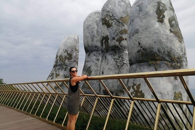 EARLY PRIVATE TOUR BA NA HILL GOLDEN BRIDGE with LUNCH