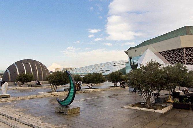 half day tour to The Bibliotheca Alexandrina (Library of Alexandria)