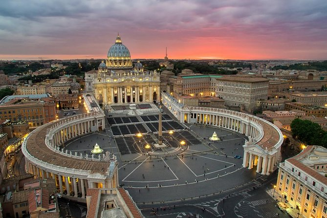 V.I.P. Small Group Vatican Museums, Sistine Chapel & St. Peter's Basilica Tour