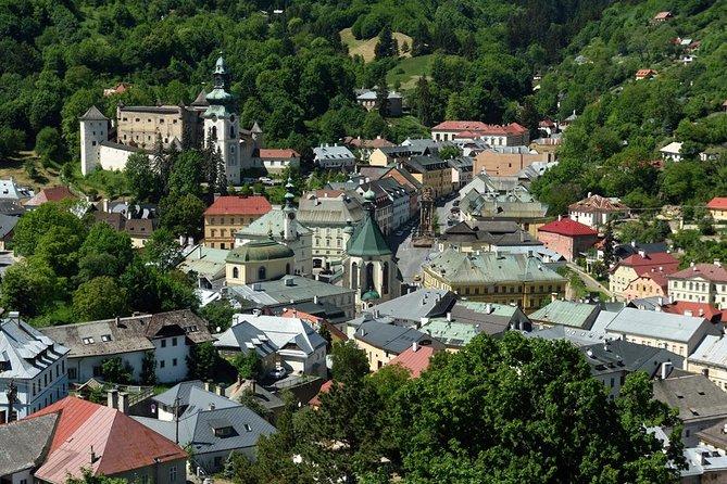 Banska Stiavnica from Bratislava, UNESCO Day Tour